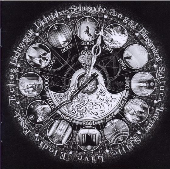 Lacrimosa - Schattenspiel (2 CDs)