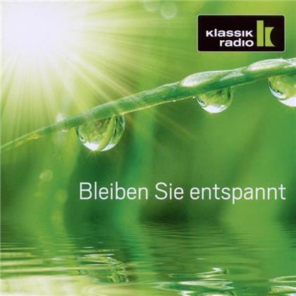 --- - Bleiben Sie Entspannt - Klassikradio (2 CDs)