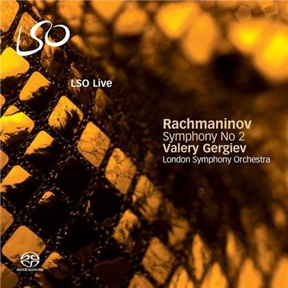 Gergiev Valery / Lso & Sergej Rachmaninoff (1873-1943) - Sinfonie Nr.2 (SACD)