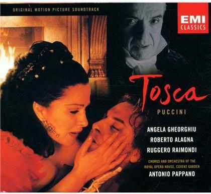 Gheorghiu Angela / Alagna / Pappano & Giacomo Puccini (1858-1924) - Tosca (2 CDs)