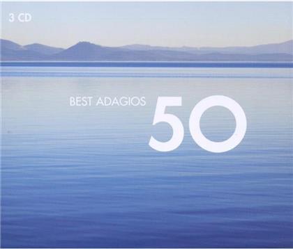 --- & --- - 50 Best Adagios (3 CDs)