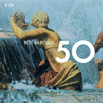 --- & --- - 50 Best Baroque (3 CDs)