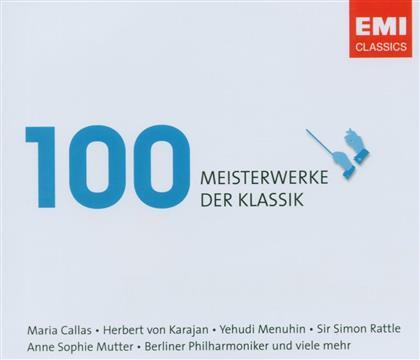 --- & --- - 100 Meisterwerke Klassik (6 CDs)