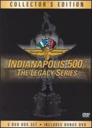 Indianapolis 500: - The legacy series (Collector's Edition, 5 DVDs)