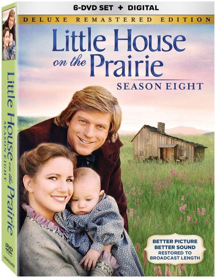 Little House on the Prairie - Season 8 (6 DVDs)