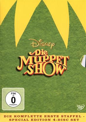 Die Muppet Show - Staffel 1 (Special Edition, 4 DVDs)
