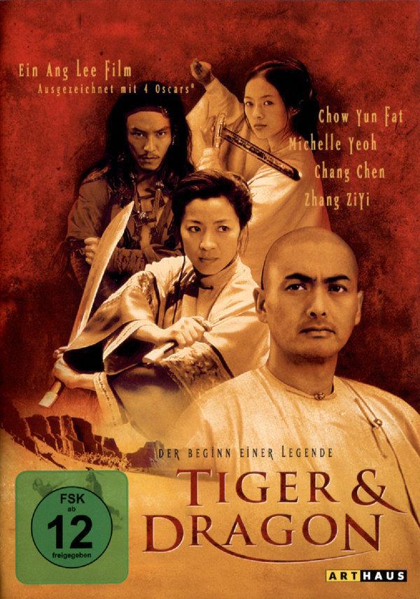 Tiger & Dragon (2000) (Arthaus)
