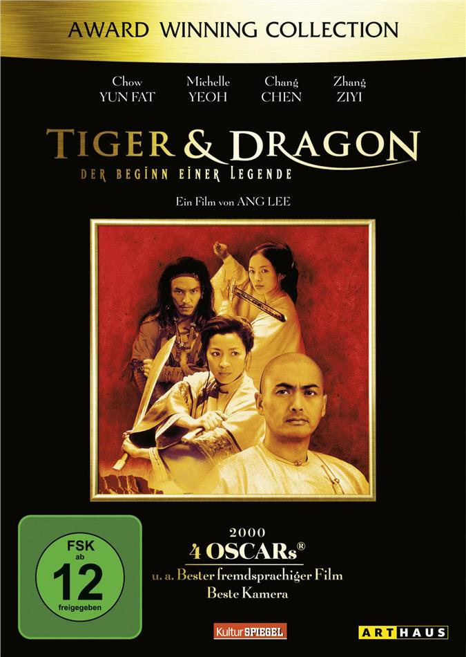 Tiger & Dragon (2000) (Award Winning Collection)