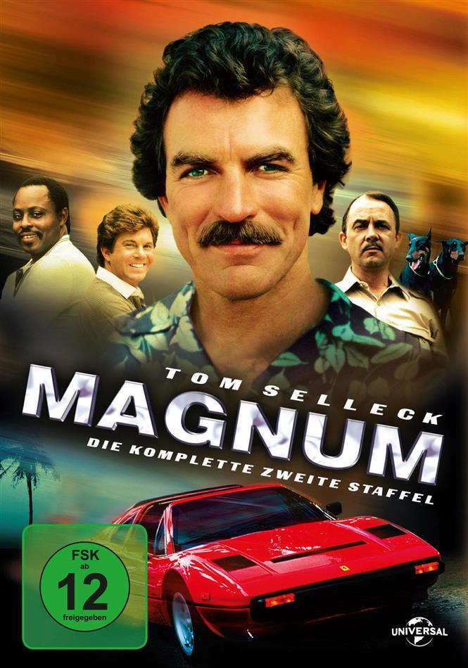 Magnum - Staffel 2 (6 DVDs)