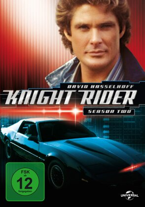 Knight Rider - Staffel 2 (6 DVDs)