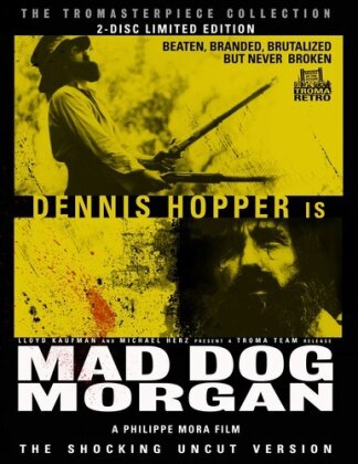 Mad Dog Morgan (Limited Edition, 2 DVDs)