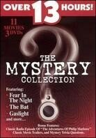 The mystery collection (Remastered, 3 DVDs)