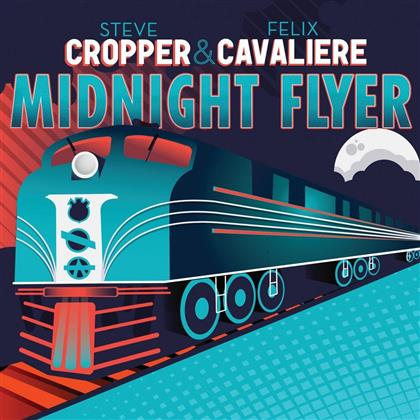 Steve Cropper (The Blues Brothers) - Midnight Flyer