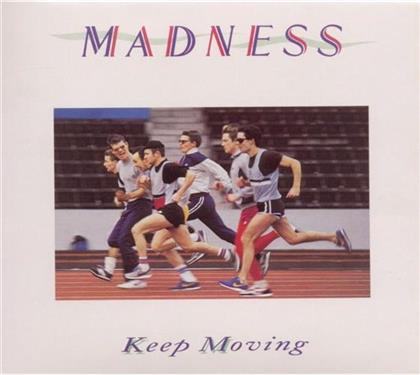 Madness - Keep Moving - Deluxe (Remastered, 2 CDs)