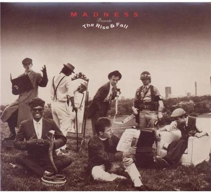 Madness - Rise & Fall - Deluxe (Remastered, 2 CDs)