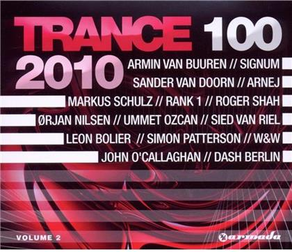 Trance 100 - Various - 2010 Vol. 02 (4 CDs)
