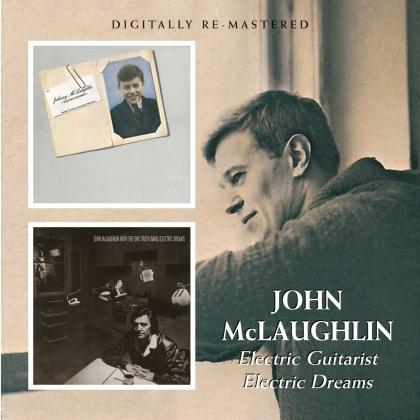 John McLaughlin - Electric Guitarist/Electric Dreams (Remastered)