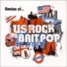 Genius Of Us Rock & Brit Pop (2 CDs)