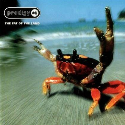 The Prodigy - Fat Of The Land (Japan Edition)