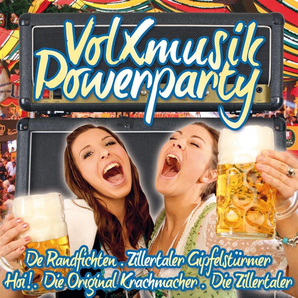 Volxmusik Powerparty - Various