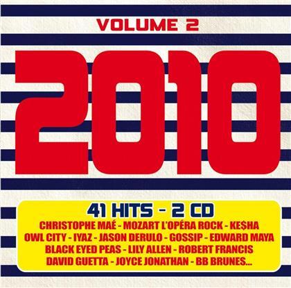 2010 - Vol. 2 (2 CDs)