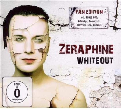 Zeraphine - Whiteout (Limited Edition, 2 CDs)