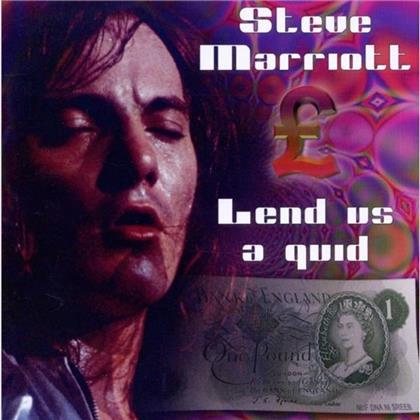 Steve Marriott - Lend Us A Quid (2 CDs)