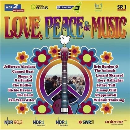 Love, Peace & Music (2 CD)