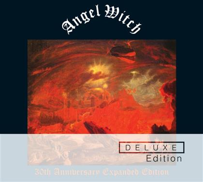 Angel Witch - --- (30th Anniversary Deluxe Edition, 2 CDs)