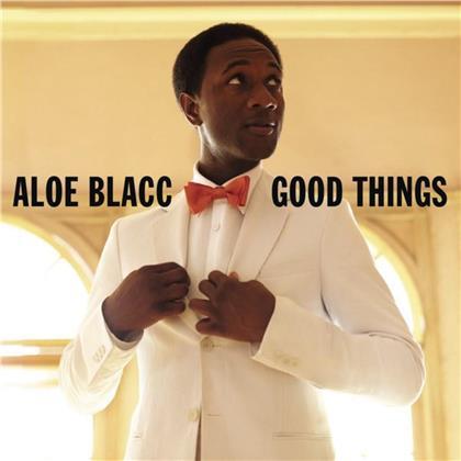 Aloe Blacc (Emanon) - Good Things