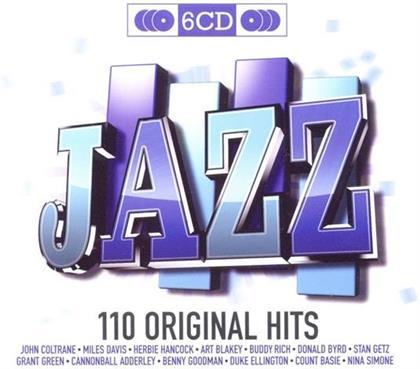 Original Hits - Jazz - Various (6 CDs)