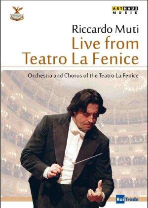 Orchestra Del Teatro La Fenice, Riccardo Muti, Patrizia Ciofi, … - Beethoven, Stravinsky, Caldara & Wagner - Live from the Teatro La Fenice