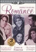 Romance triple feature (Collector's Edition, 3 DVDs)