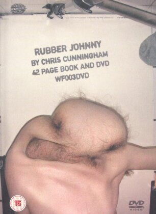 Cunningham Chris - Rubber Johnny (DVD + Buch)
