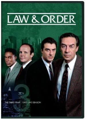 Law & Order - The Third Year (6 DVD)