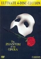 The Phantom of the Opera (2004) (Ultimate Edition, 3 DVDs + CD)