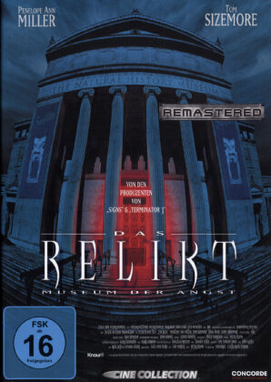 Das Relikt (1997) (Remastered)