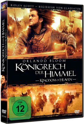 Königreich der Himmel - Kingdom of Heaven (2005) (Deluxe Edition, 2 DVDs)