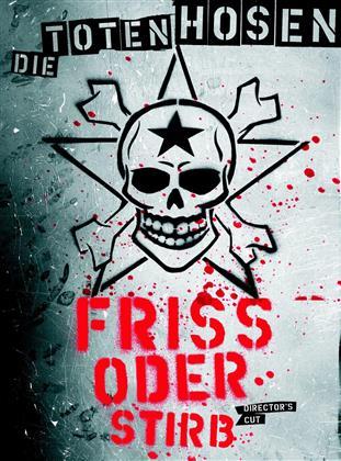 Die Toten Hosen - Friss oder stirb (3 DVDs)