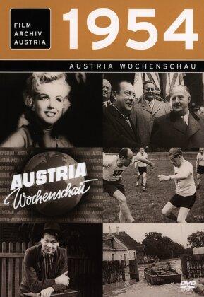 Austria Wochenschau 1954
