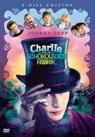 Charlie und die Schokoladenfabrik (2005) (2 DVDs)