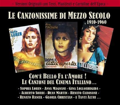 Canzoni Del Cinema Italiano - Various (2 CD)