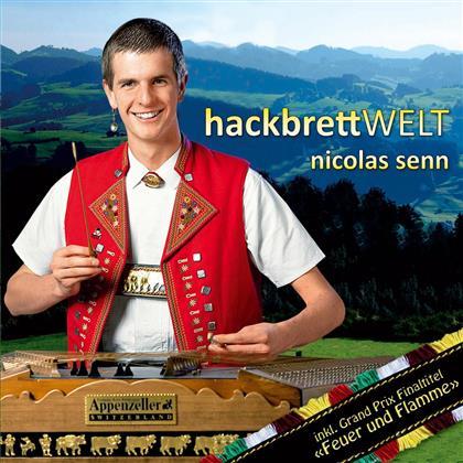 Nicolas Senn - Hackbrettwelt