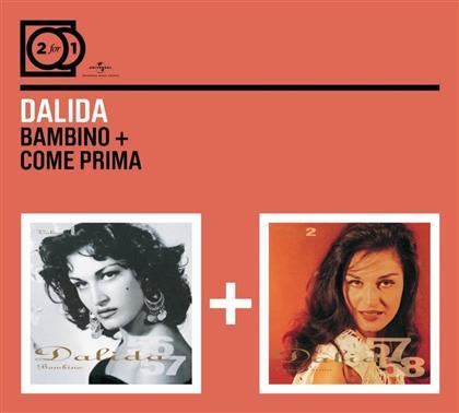 Dalida - 2 For 1: Bambino/Come Prima (2 CDs)