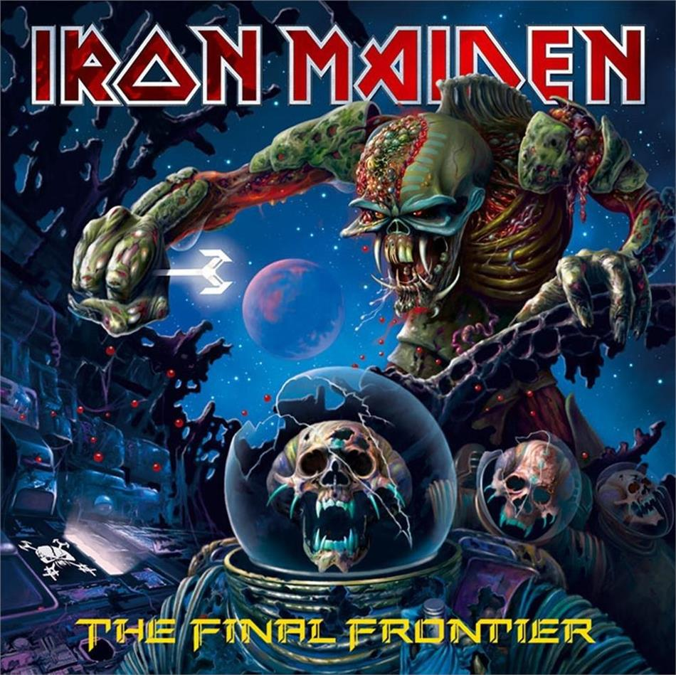 Iron Maiden - The Final Frontier (Japan Edition)