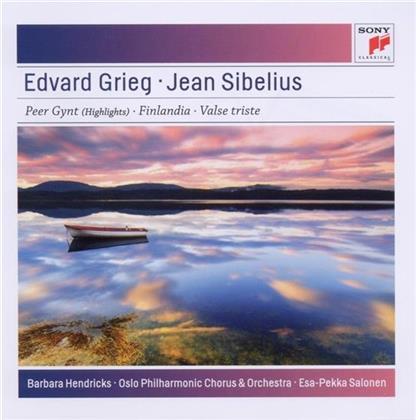 Salonen Esa-Pekka / Hendricks, & Edvard Grieg (1843-1907) - Peer Gynt, Op. 23 (Auszüge)