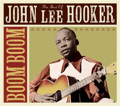 John Lee Hooker - Boom Boom - Best Of (2 CDs)