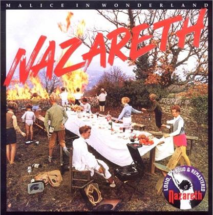 Nazareth - Malice In Wonderland (Salvo Edition)
