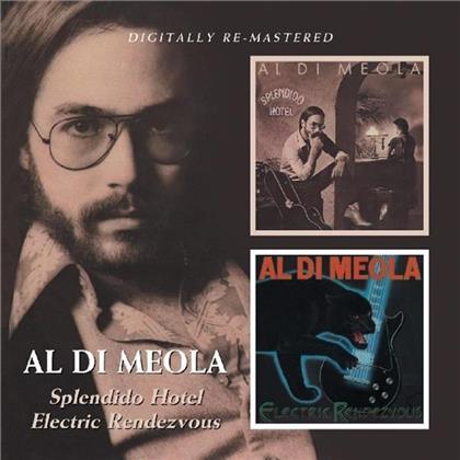 Al Di Meola - Splendido Hotel/Electric (2 CDs)