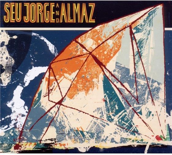 Seu Jorge & Almaz - --- (Deluxe European Edition)